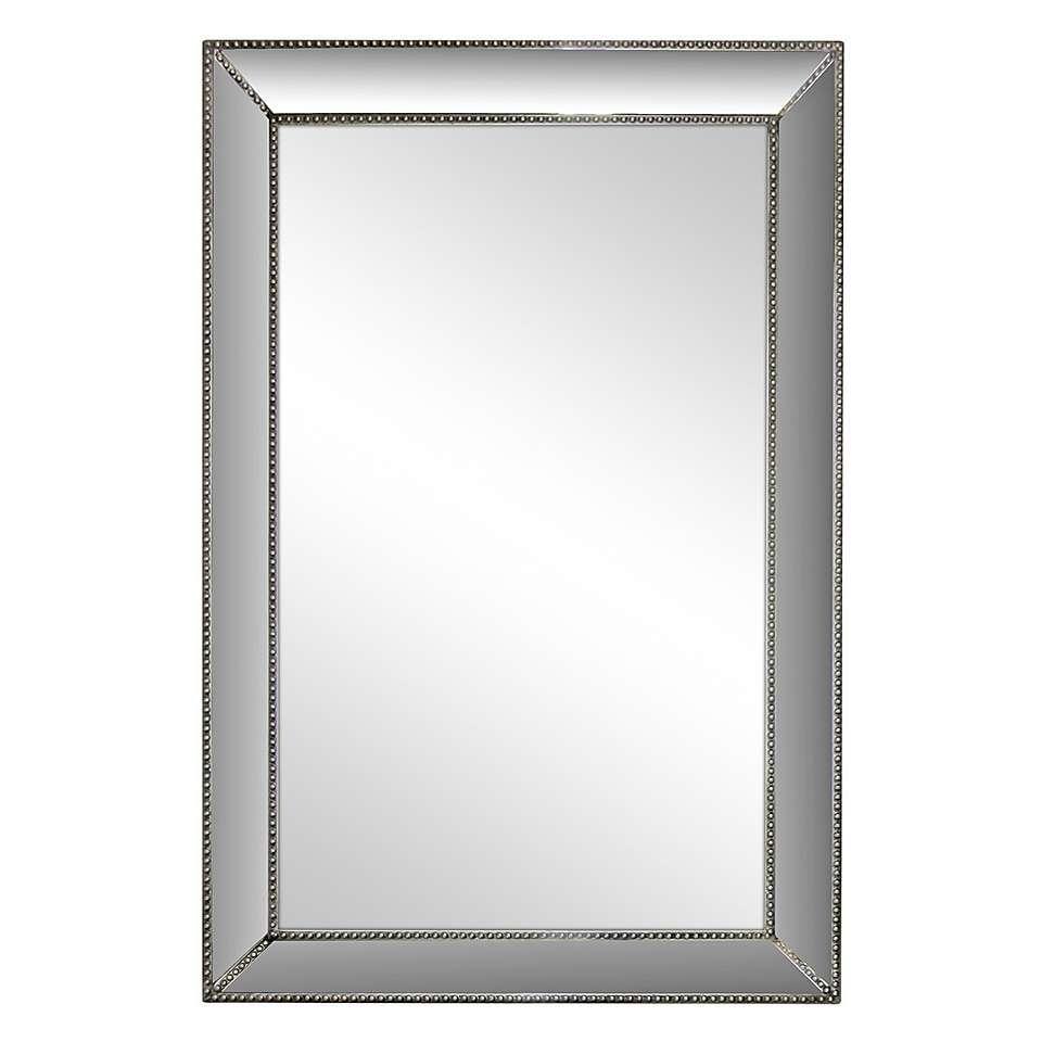 Elegance Stud Angled Mirror Dunelm Mirror Mirror Dunelm Vintage Style Mirror