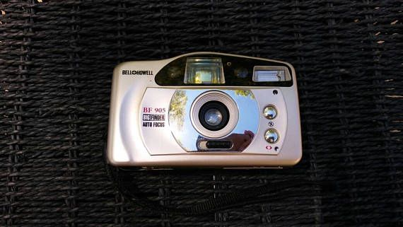 Bell + Howell BF 905 Big Finder Auto Focus 35mm Point and