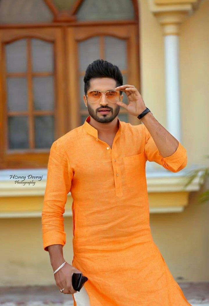 Jassie Gill Handsome Pinterest Kurta Pajama Men Indian Men