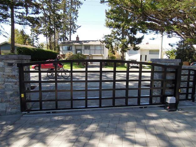 Sliding \u0026 Cantilever Gates - Harbour Door & Sliding \u0026 Cantilever Gates - Harbour Door | gate | Pinterest | Gate ...