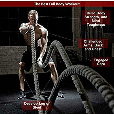 battle ropes great choice workout price7397  full body
