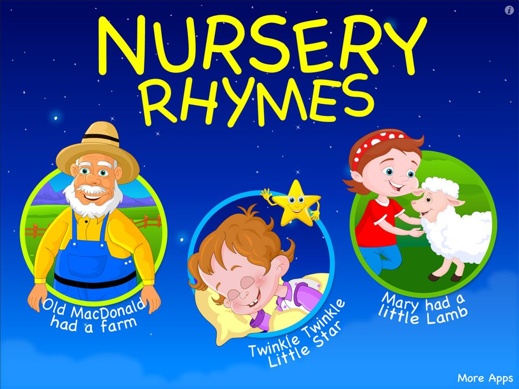Are you looking for a wonderful Nursery Rhymes app for