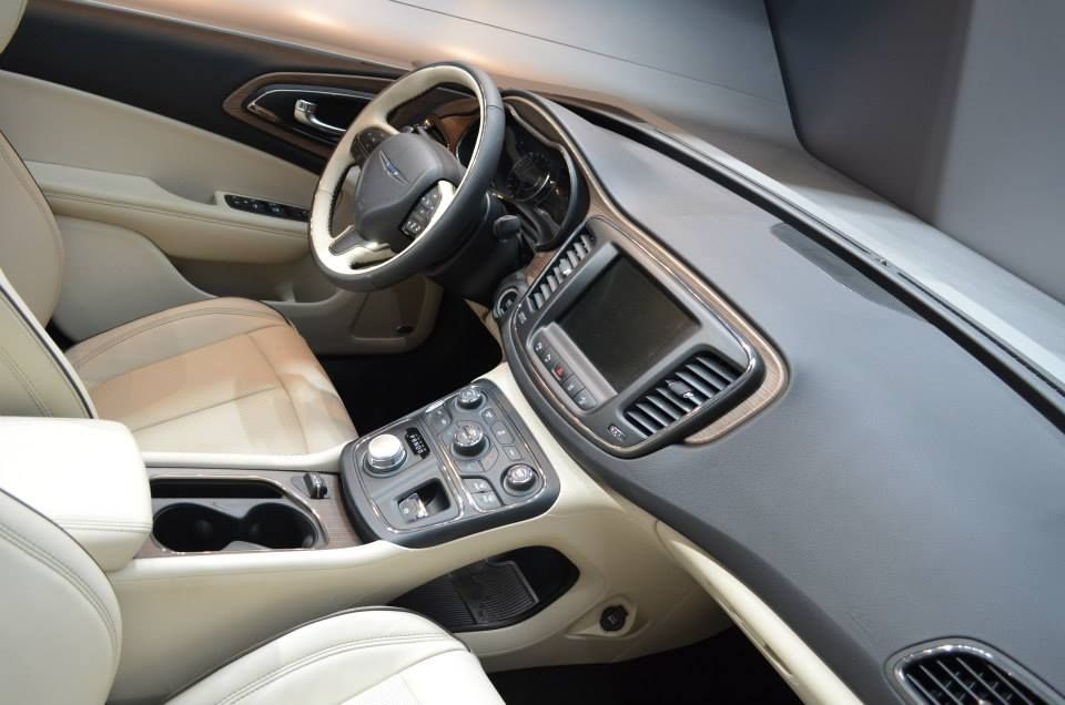 The Innovative Center Console Is Well Thought Out And Offers A