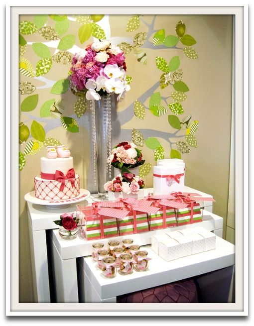 pretty desert table Visit http://www.brides-book.com for more great wedding resources