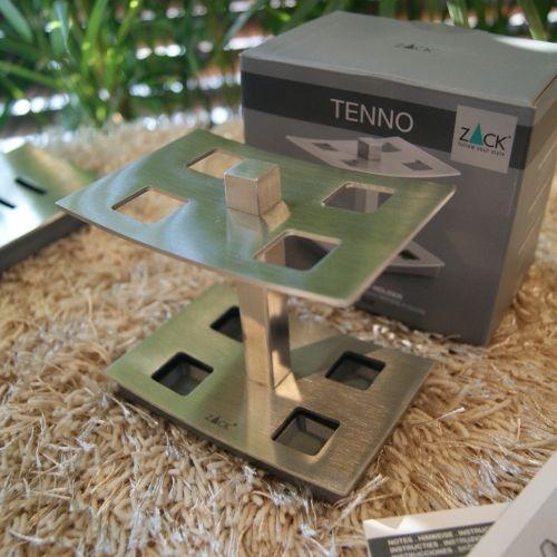 ドイツZACK社製モダンデザインの歯ブラシホルダー  40320 TENNO Toothbrush holder