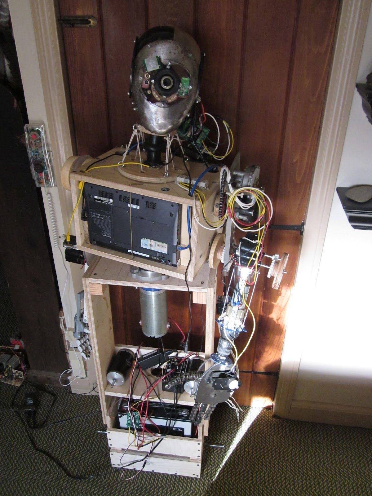 Redirecting Robot Humanoid Robot Open Source