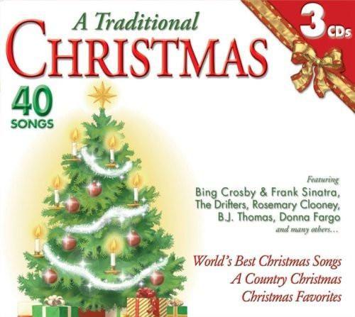 A Traditional Christmas 3 CDs Soundtracks Pinterest Christmas