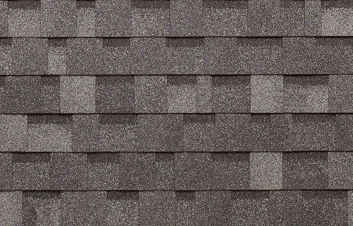Best Grandeur Charcoal Grey Iko Shingles General Roofing 640 x 480