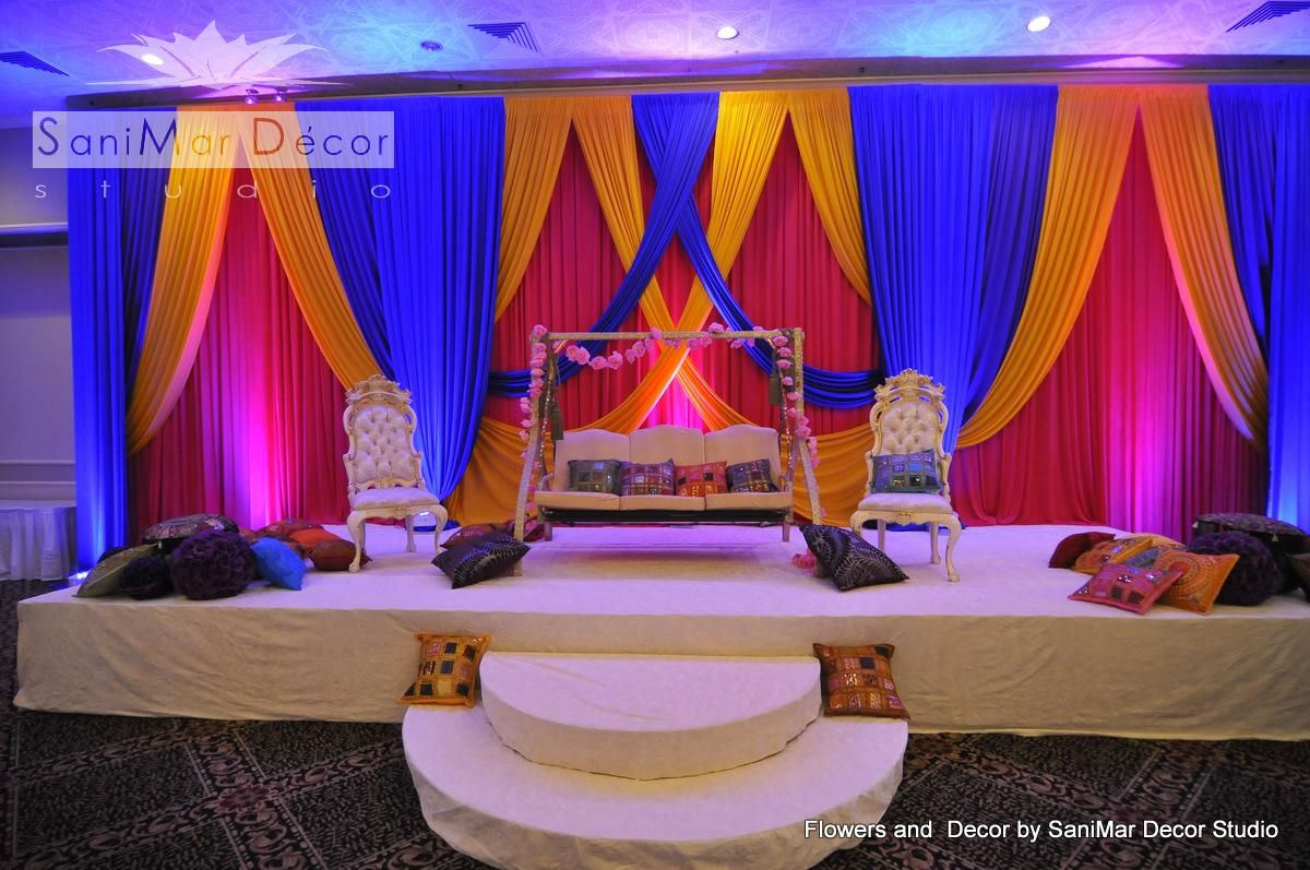 We are manufacturing and exporter for all type of wedding we are manufacturing and exporter for all type of wedding decorations weddingstageembroideredbackdropcurtainsdstexports pinterest decoration junglespirit Images