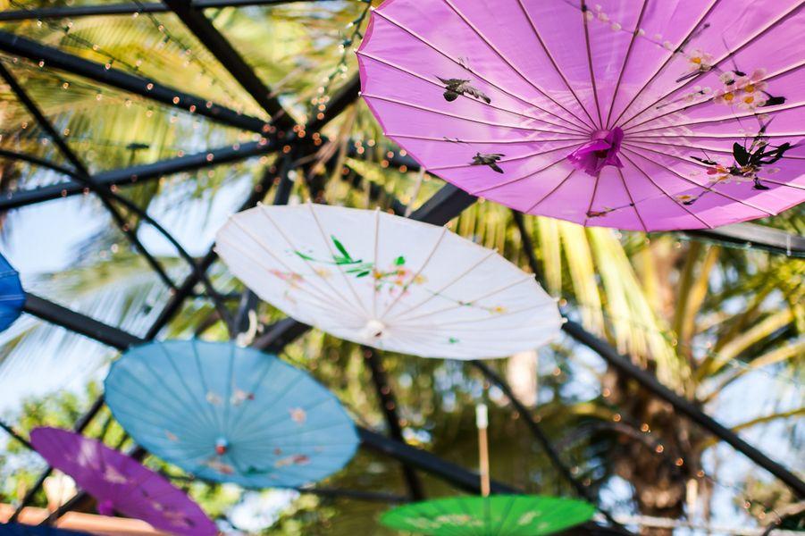 Hanging Umbrellas For Decoation