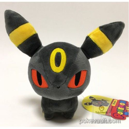 Pokemon Center 2017 Eevee Collection Campaign Dolls Umbreon Pokedoll ...