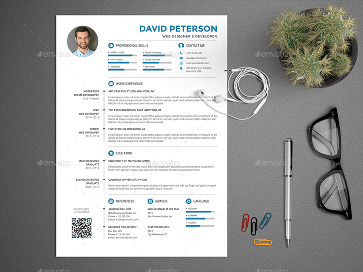 11 fantastic resume templates to land your dream job