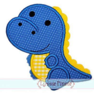 Free Applique Patterns For Boys Embroidery Designs Dinosaur