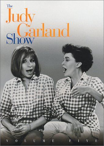 "The Judy Garland Show, Vol. 05 (Shows 7 & 9)  This is the famous episode Judy Garland fans have been waiting for – Judy Garland and Barbra Streisand together!  Two of the most loved, cherished, and revered female performers of all time share the stage in this exciting episode of ""The Judy Garland Show"", making television history.  In these classic episodes, Judy welcomes esteemed guests Barbra Streisand, Ethel Merman, Donald O'Connor, and Jerry Van Dyke.  Academy Award and Golden Glo.."