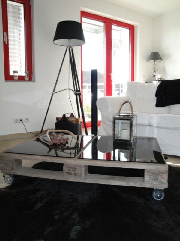 tisch aus paletten für das wohnzimmer schöne interieurentscheidung - schöne bilder fürs wohnzimmer