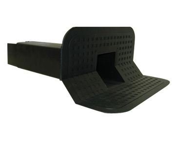 Canted 12 Long Flat Roof Floor Chair Drains