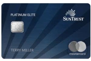 Suntrust Platinum Elite Credit Card Login Online Apply Now