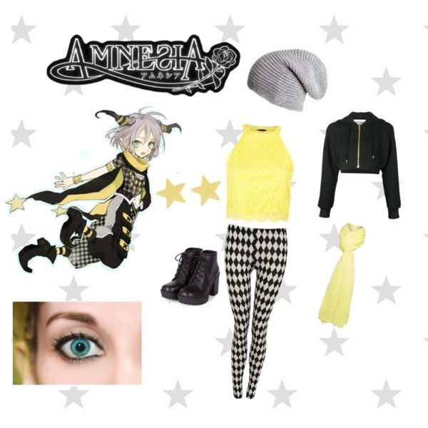 Orion Amnesia by brighteyes1708 on Polyvore