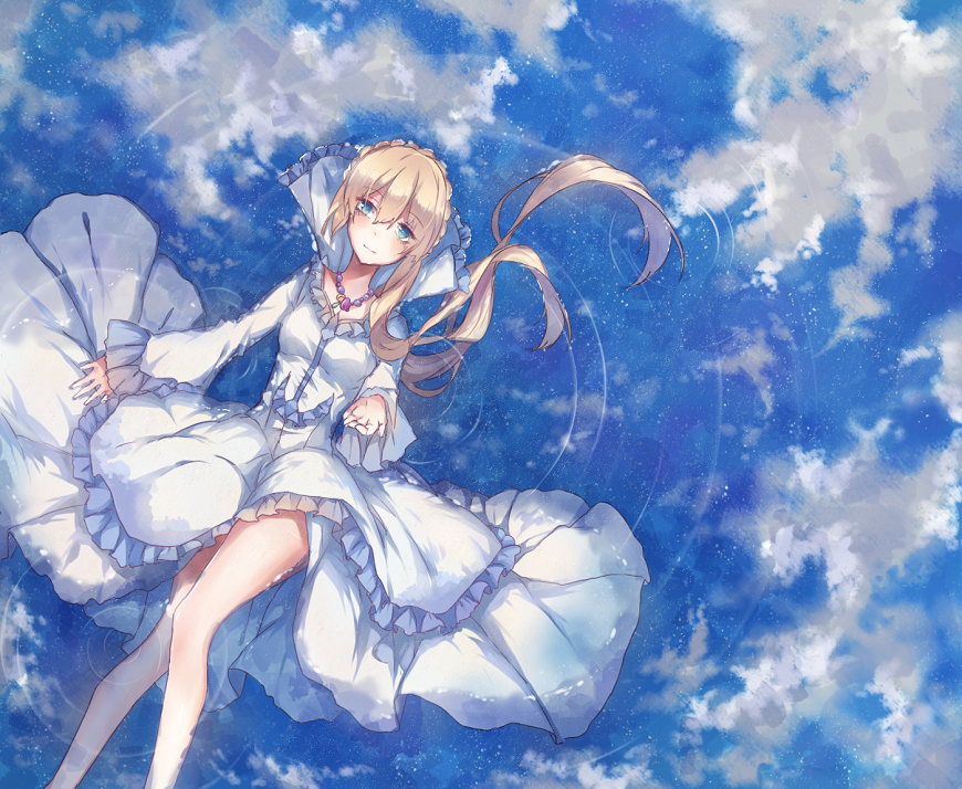 Heavenly Blue by Kanekiru.deviantart.com on @deviantART