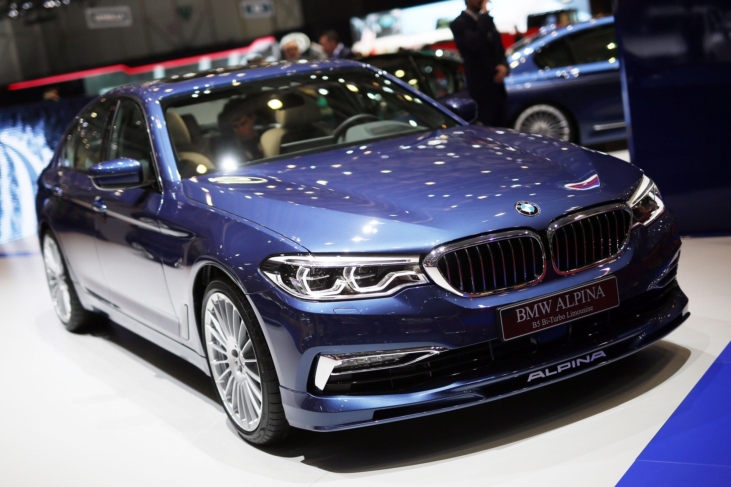2019 Bmw Alpina B5 Biturbo Redesign And Price With Images Bmw