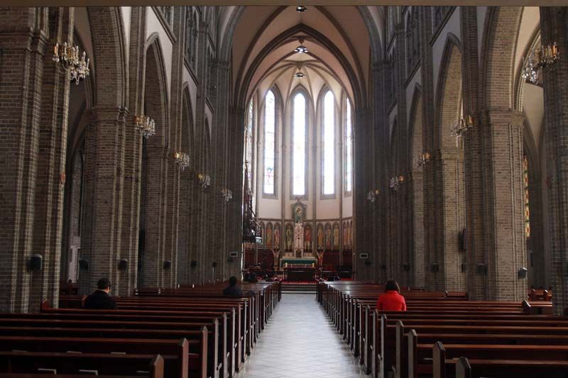 Myeong-dong Cathedral - Seoul, Seoul - South Korea