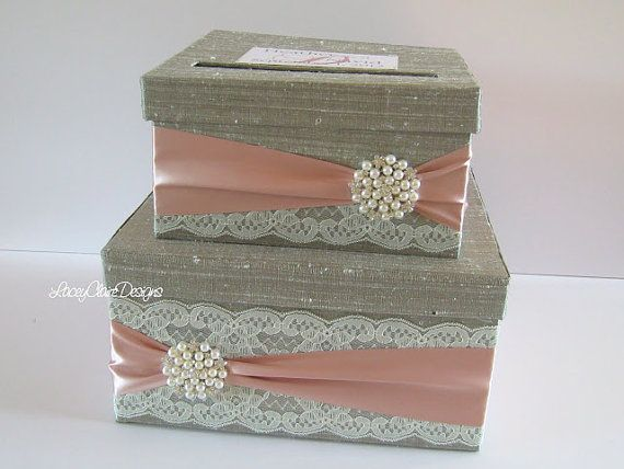 1000 images about Card boxesprogramstable numbers – Make Your Own Wedding Card Box