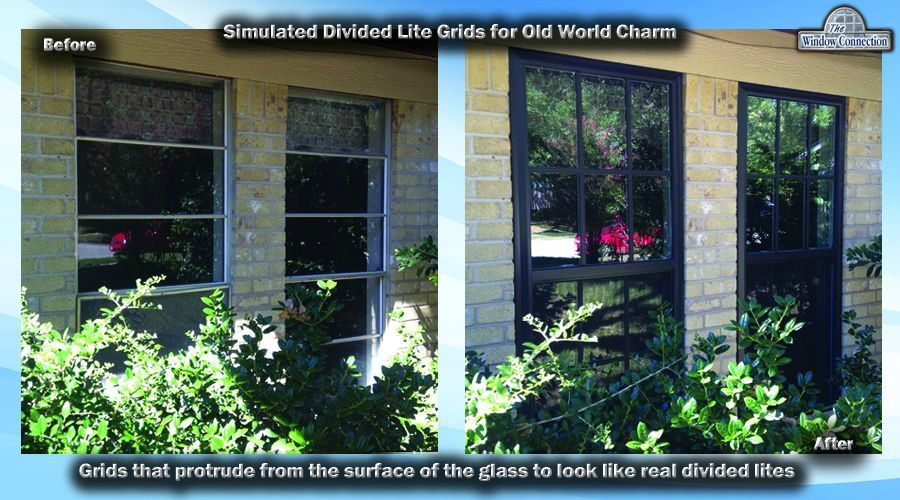 Replacement Windows And Doors Dallas Texas Simulated