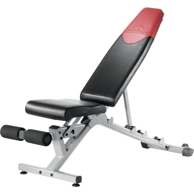 Bowflex Selecttech 4 1 Weight Bench Silver Adjustable Weight Bench Bowflex Bench Weight Benches