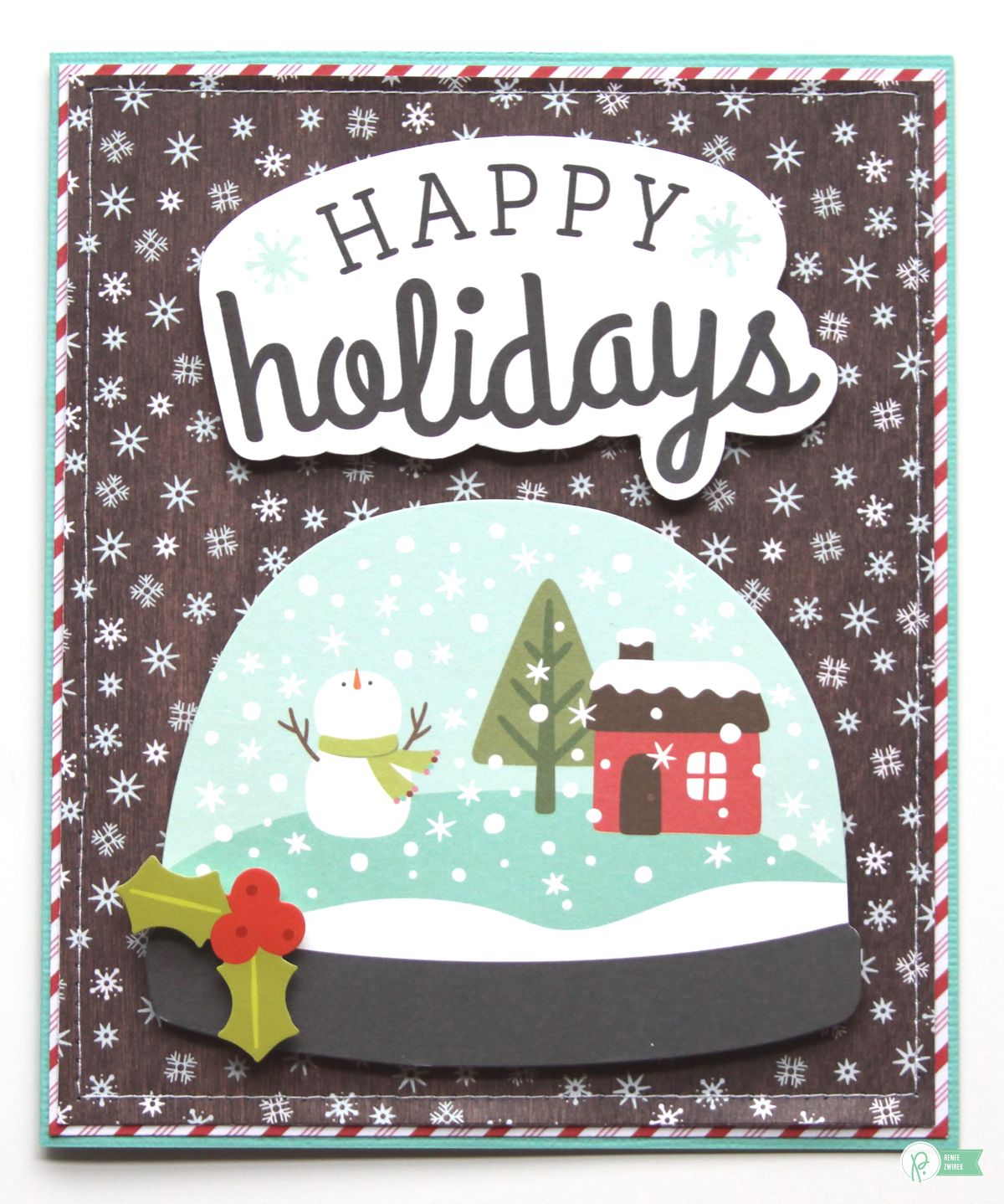 Create Adorable Cards To Give Teachers With These Christmas Cards By