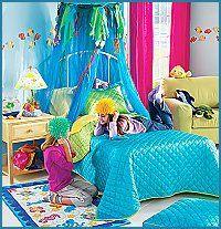 Fun Ocean Theme Bedrooms For Girls   Fun Ocean Colors Bedroom Decorating  Ideas | My Room | Pinterest | Ocean Colors, Theme Bedrooms And Girls Fun