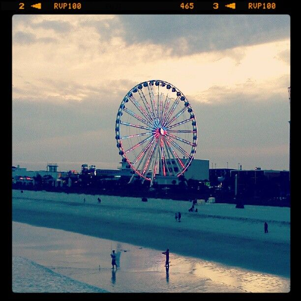 Myrtle Beach Sky Wheel | Favorite Places and Spaces ...