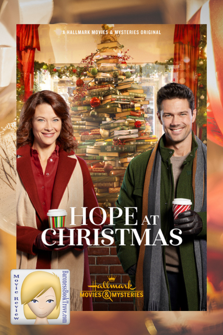 My review of HOPE AT CHRISTMAS from Hallmark Movies