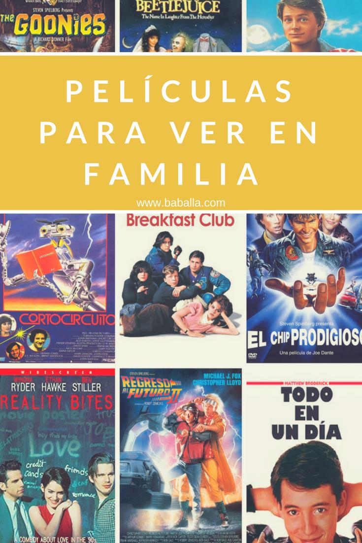 Películas Para Ver En Familia Baballa Un Blog De Familia Peliculas Películas Familiares El Niño Pelicula
