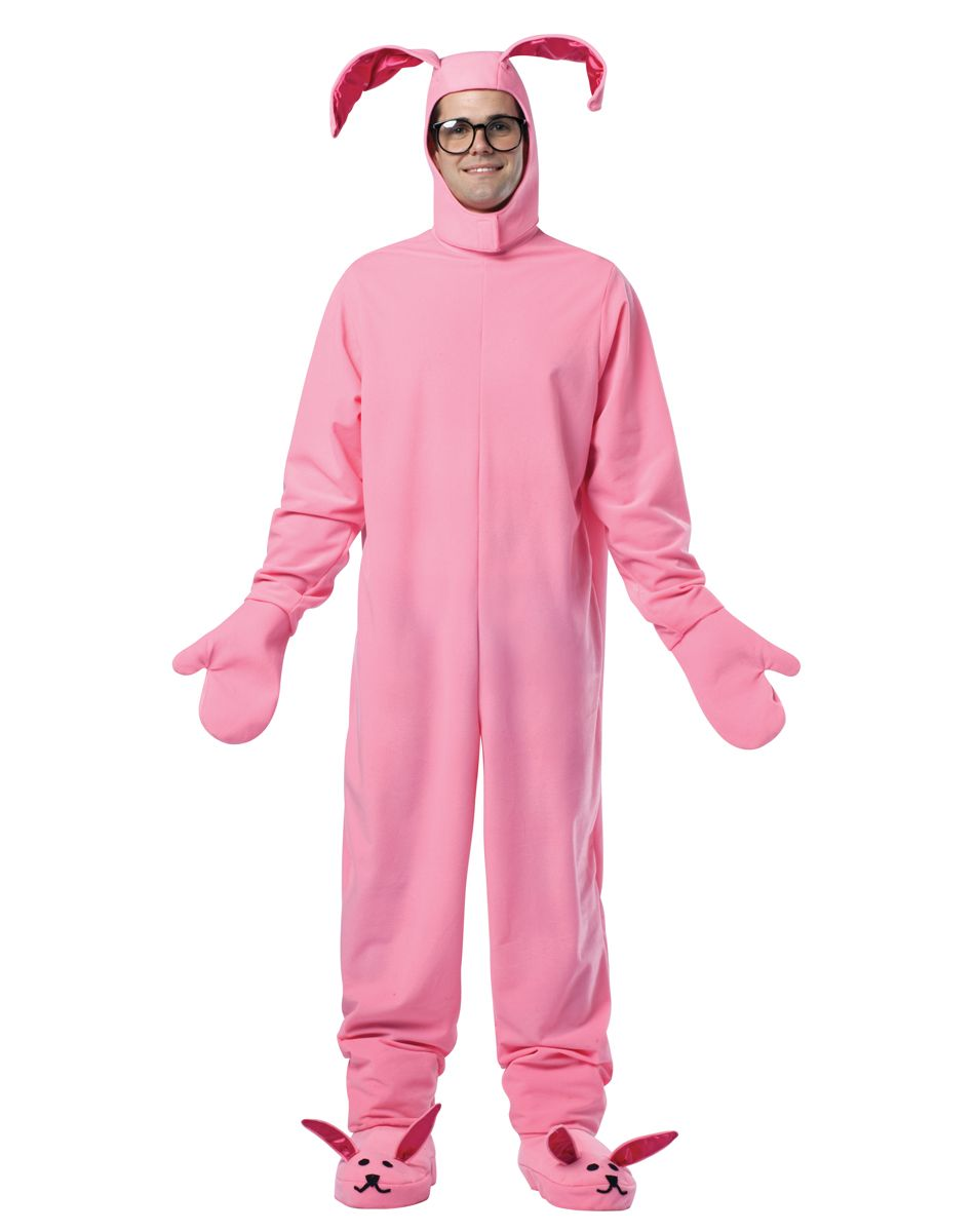 Halloween Costumes Halloween Decorations u0026 Accessories  sc 1 st  Pinterest & pink adult bunny costume | Halloween Costumes / Adult Costumes ...