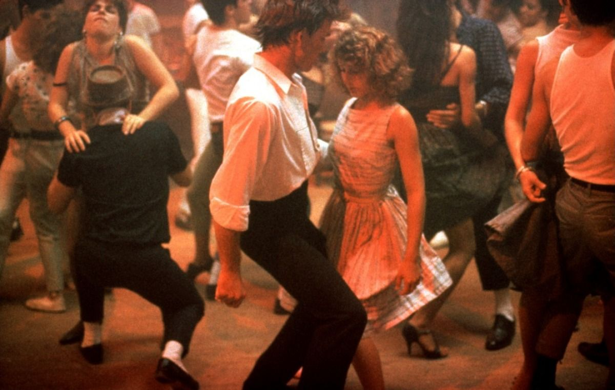 Dirty Dancing Muziek I Ll Probably Be Watching Dirty Dancing At Least7 8 Times A Day