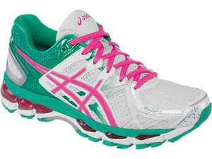 Asics running shoes, Plantar fasciitis