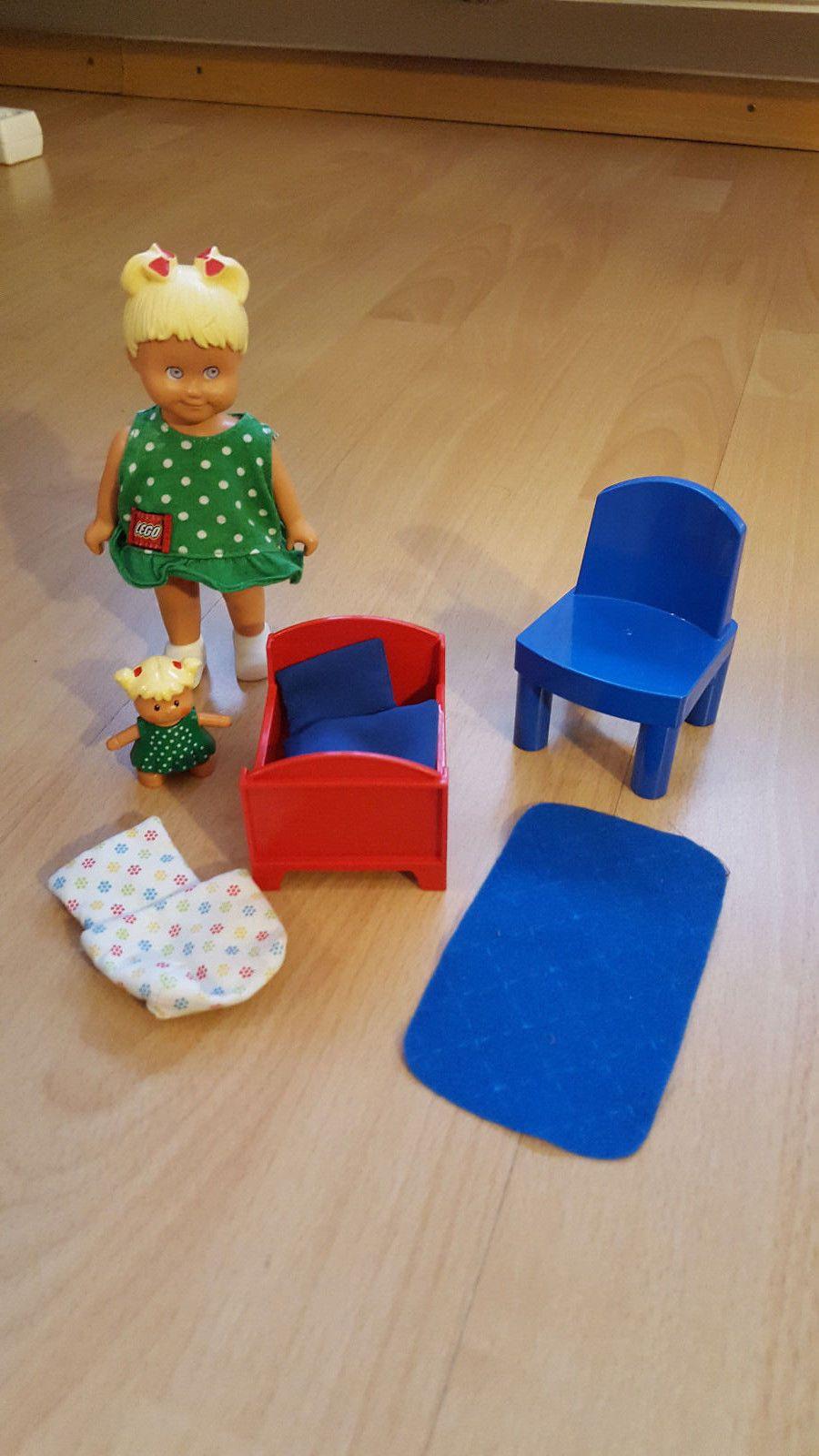 Lego duplo explore set 2953 puppe anna mit kind - Kinderbett set ...