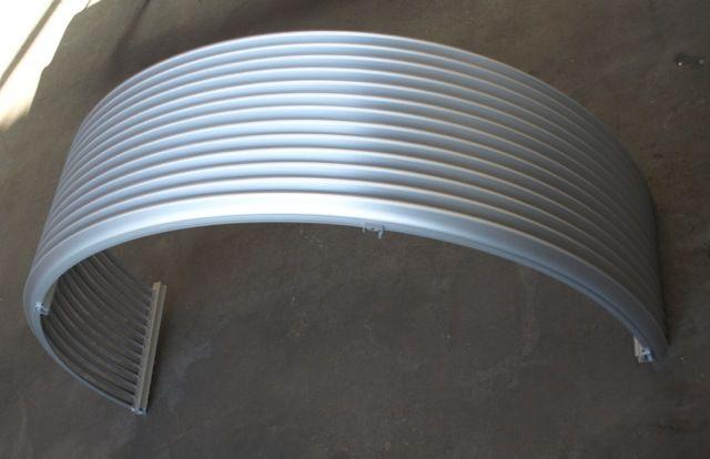 W57 Wetterschutzgitter Aus Aluminium Alu Luftungsgitter Alfitec Gitter Aluminium Luftung