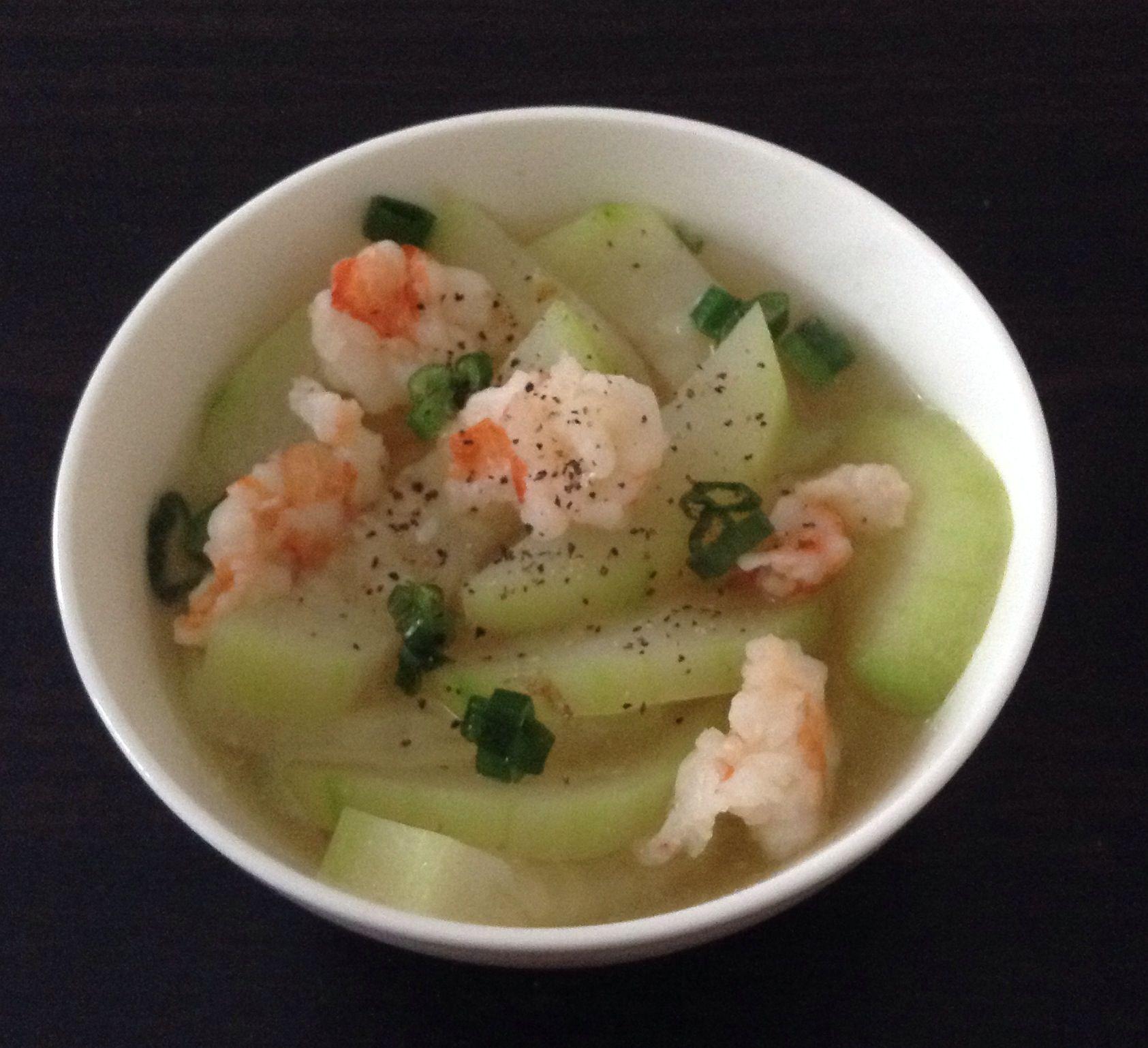 Vietnamese Comfort Food >> Vietnamese Comfort Food Canh Bi Dau This Soup Always Warms My