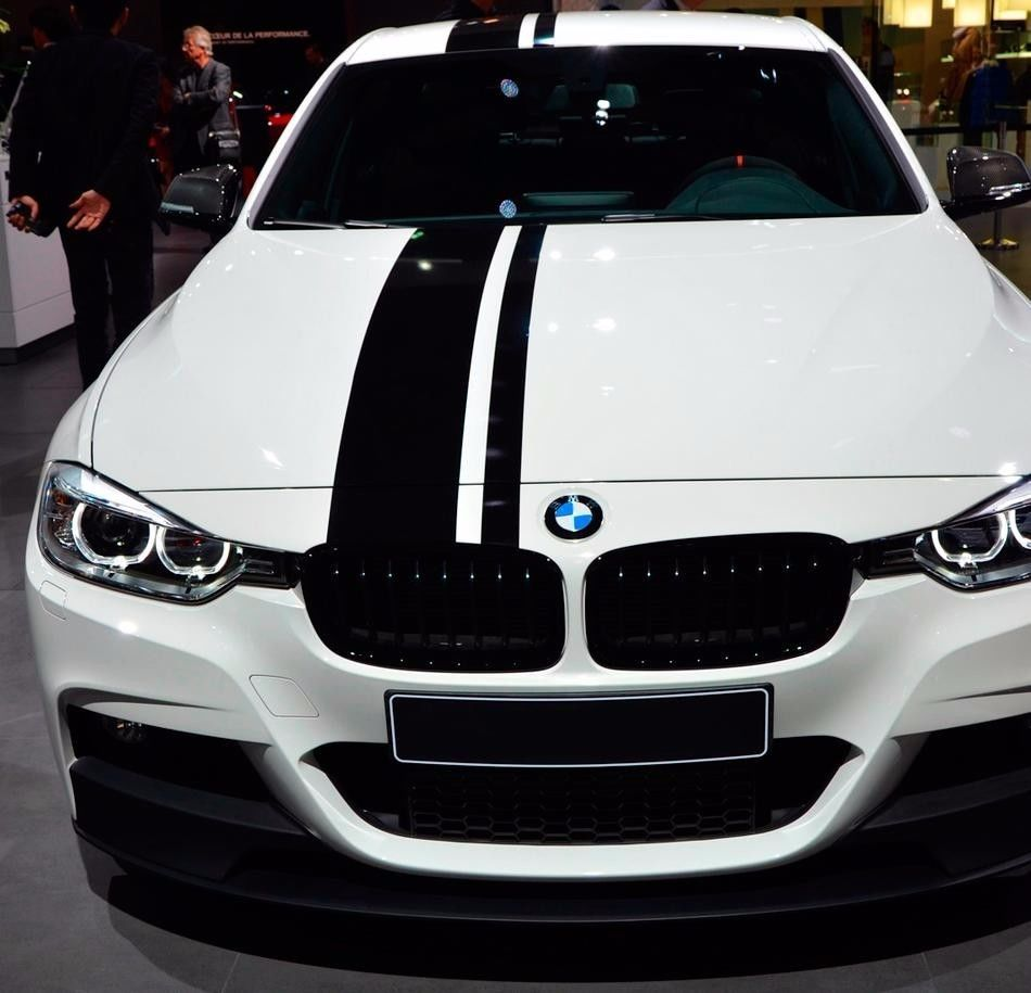 Best Details About Bmw Dual Stripes Rally Motorsport Kit Roof 400 x 300