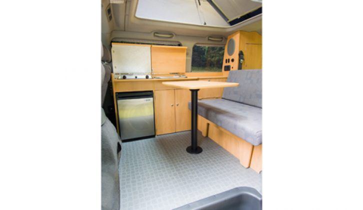 Wellhouse Leisure Mazda Bongo Friendee