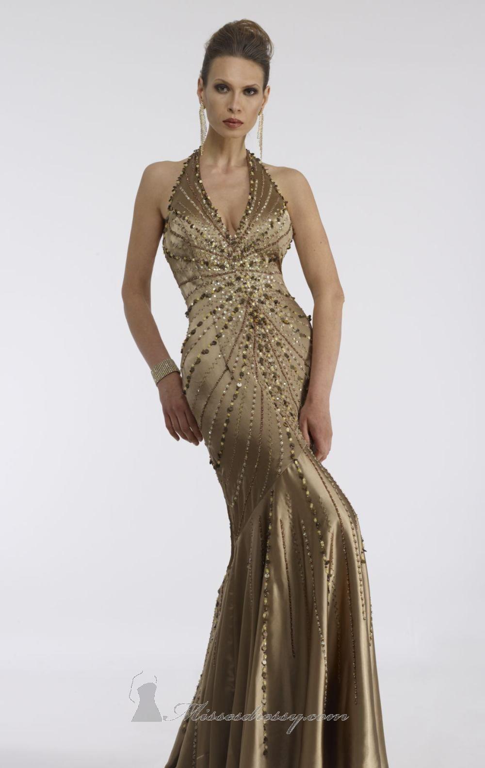 Nika 7017 Dress - Available at www.missesdressy.com