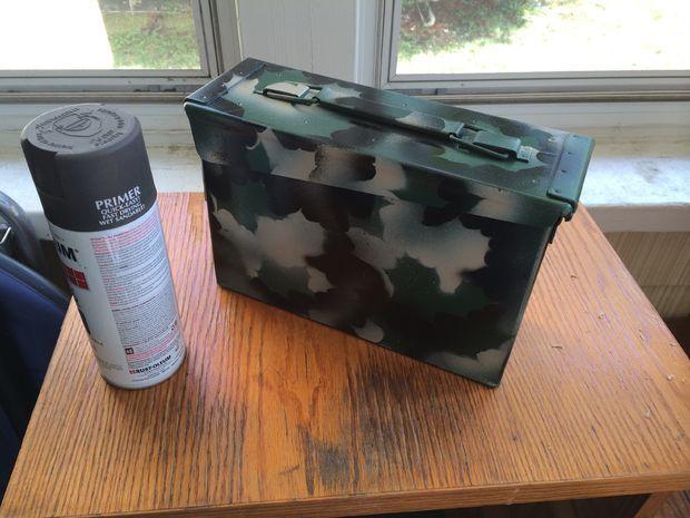 Army Od Green Spray Paint