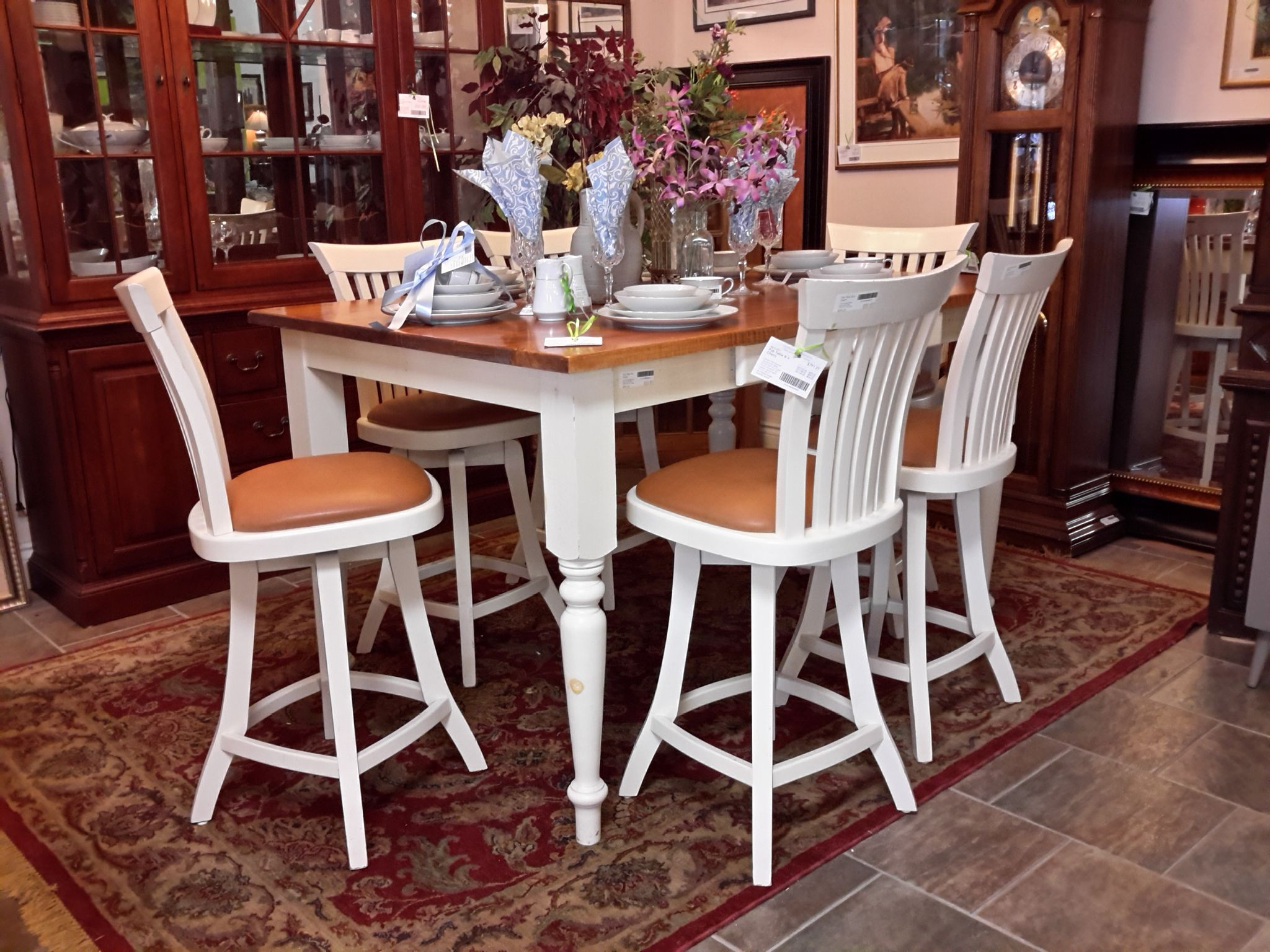 Pub table 6 chairs the millionaires daughter consignment pub table 6 chairs the millionaires daughter watchthetrailerfo