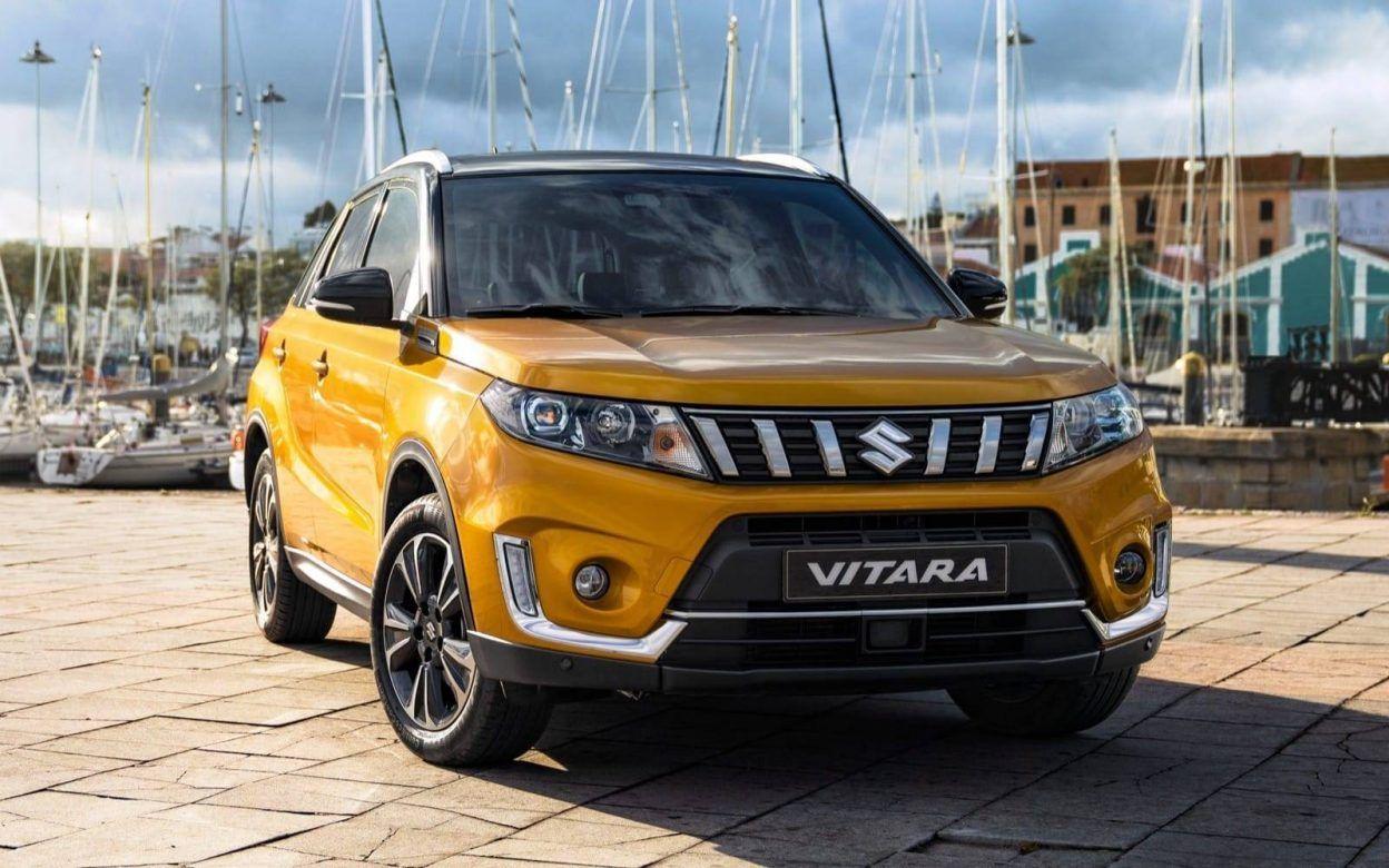 Suzuki Vitara 2019 Precio Versiones Y Equipamiento En Colombia Carros Nuevos Fotos De Coches Todocamino