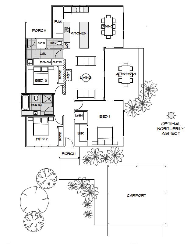 Passive Solar House Designs Floor Plans Australia Valoblogi Com