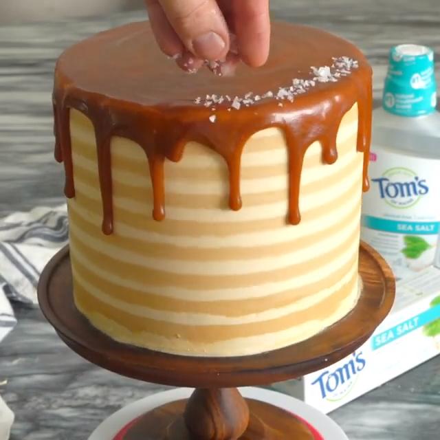 Easily Applied Cake Decoration Techniques -   16 desserts Fancy cake ideas