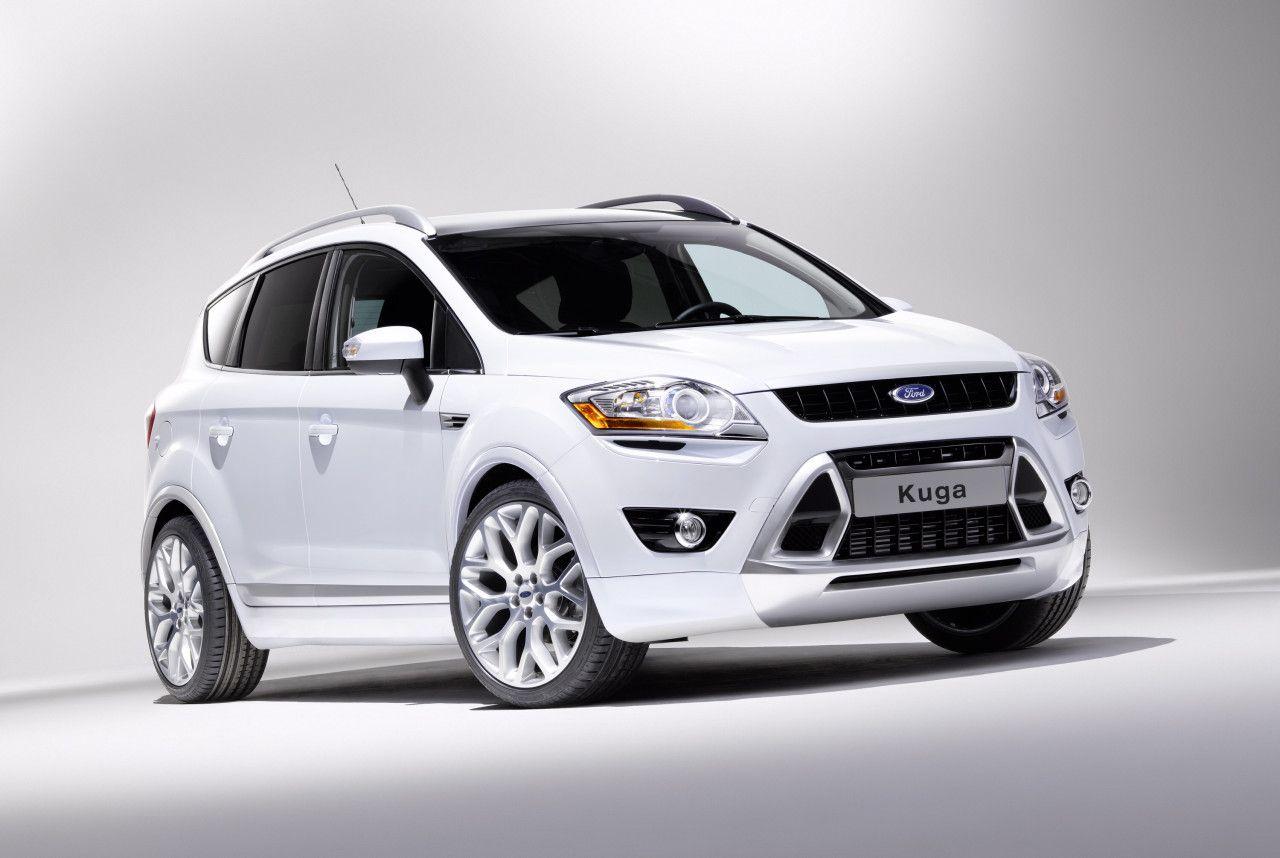Ford kuga 2 5 tuned