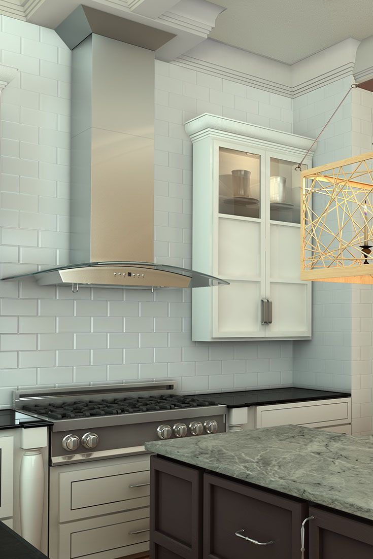 Remodel Your Kitchen With The Zline Kzcrn Wall Mount Stainless