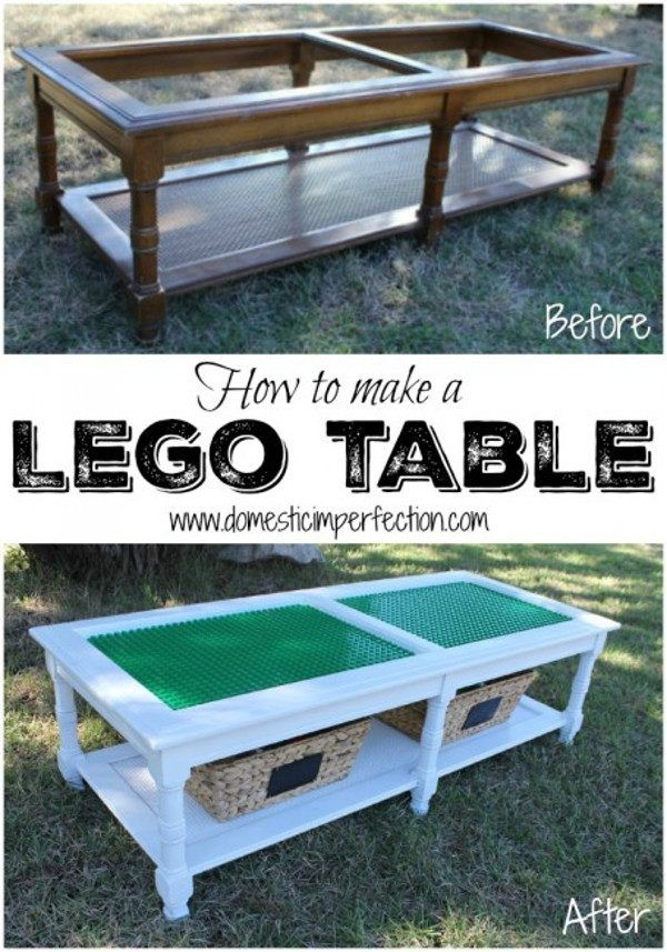 Easy DIY Table Ideas For Your Home  Page 12 of 16